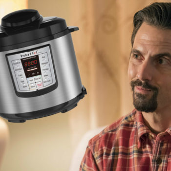Oh no, the Crock-Pot alternative, Instant Pot, is now overheating and this sounds FAR TOO FAMILIAR