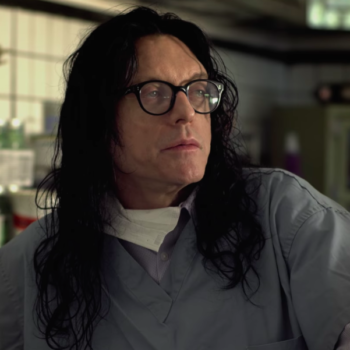 Say hai to first trailer for Tommy Wiseau's next movie — and yes, it's totally bonkers