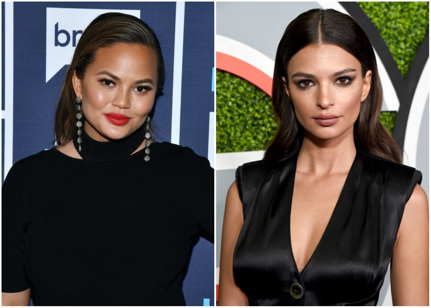 Chrissy Teigen's tweet about not getting invited to Emily Ratajkowski's wedding is perfectly 2018
