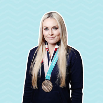 "Lindsey Vonn talks to us about her ""basic"" beauty routine, and what she'll do after the Olympics"
