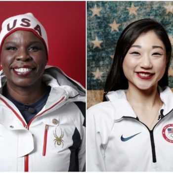 Leslie Jones sent Mirai Nagasu a pep talk during the Olympics, and her advice is solid