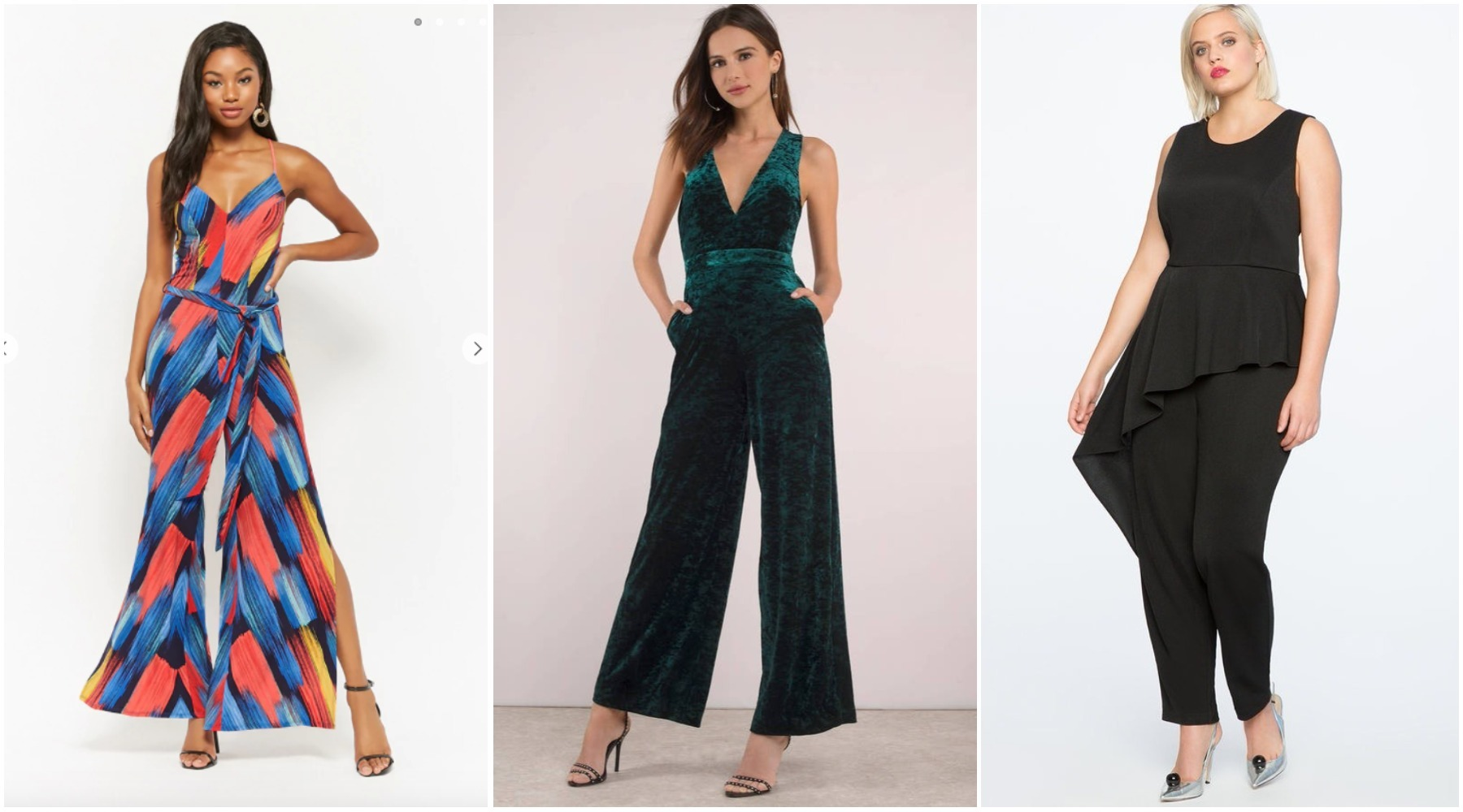 15 chic jumpsuits to wear to your wedding instead of a white gown