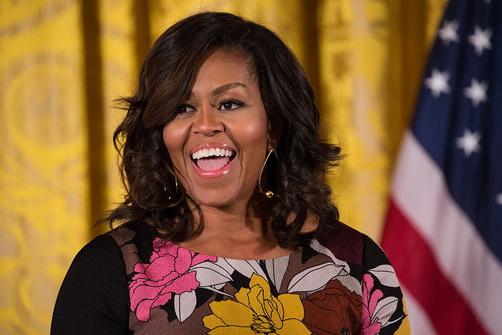 Michelle Obama is writing a memoir, and the title is perfect