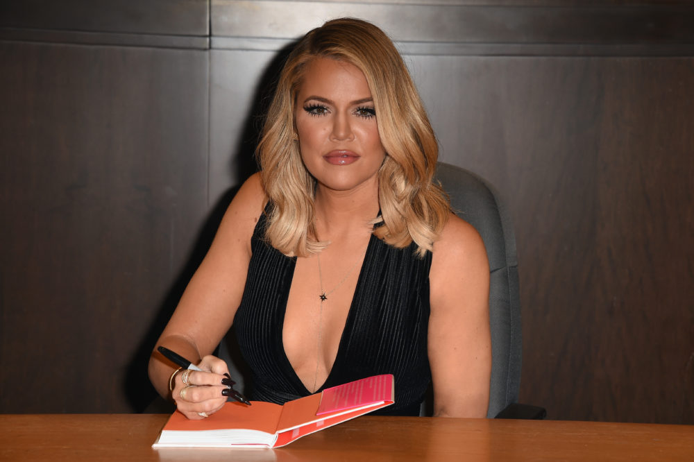 Khloé Kardashian says she'll eat her own placenta after giving birth, and you do you, girl