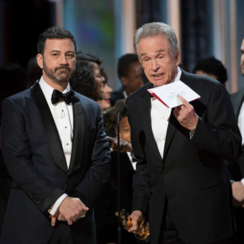 I was backstage during Oscars Envelopegate, and here's exactly how the chaos unfolded