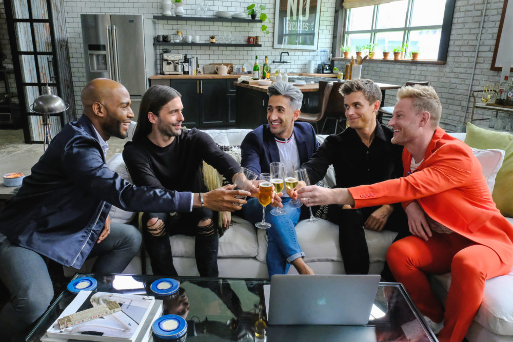"Twitter can't stop crying about Netflix's ""Queer Eye"" reboot, and honestly, neither can we"
