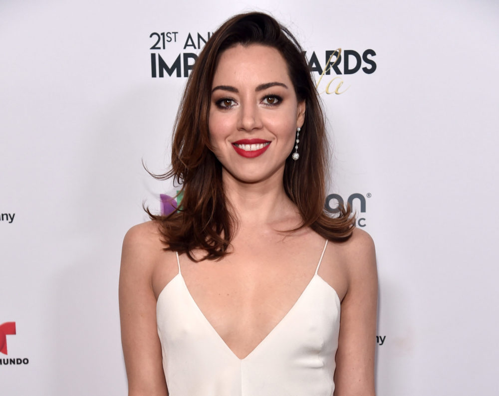 Aubrey Plaza rightfully called out the Oscars for its lack of Latina nominees
