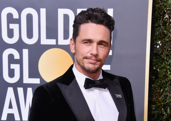 Will James Franco be at the 2018 Oscars?