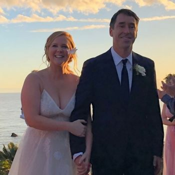 Amy Schumer revealed the one thing that makes her sad about getting married