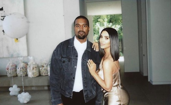 Kim Kardashian may have revealed that she and Kanye were dating WAY before any of us realized