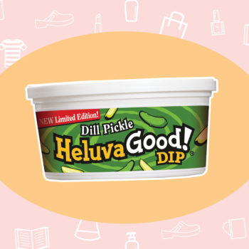 WANT/NEED: A dip for die-hard pickle lovers, and more stuff you want to buy