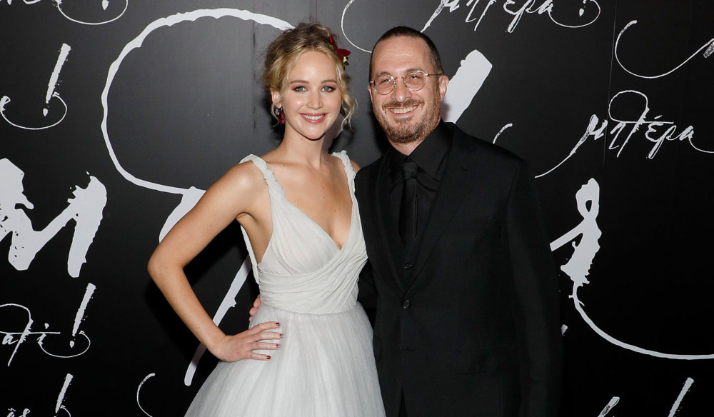 Jennifer Lawrence still loves her ex, Darren Aronofsky — and girl, we've been there