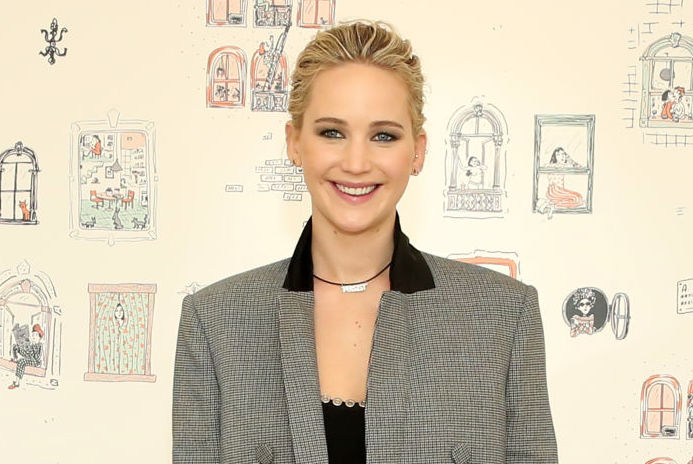 "Jennifer Lawrence wants to create a reality show that's ""Hunger Games"" meets ""The Bachelor,"" and we blame Kris Jenner"