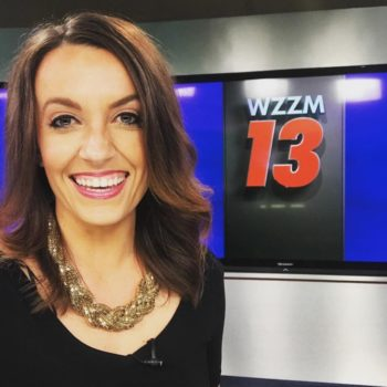 This news anchor didn't wear makeup on-air for a week, and her beauty experiment will inspire you