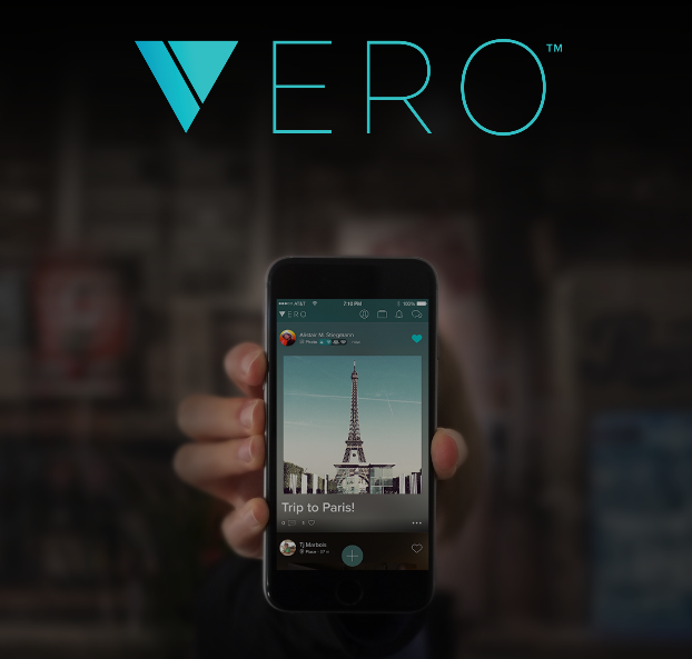 "How to use Vero, the ""new Instagram"""