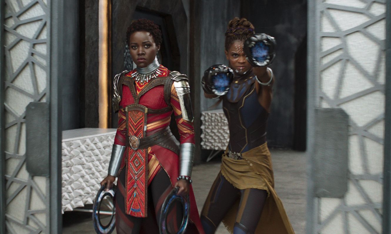 "Disney might build a ""Black Panther"" ride, and pack your bags because we're going to Wakanda"