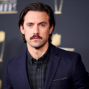 """Milo Ventimiglia just cut off all of Jack's hair for """"This Is Us,"""" and in our hearts it's for Gilmore Girls"""