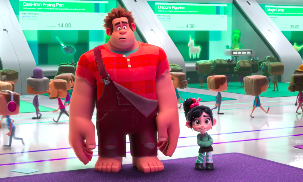 "The first teaser for ""Wreck-It Ralph 2"" is here, and it is basically internet clickbait"