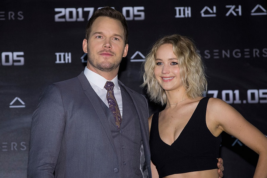 Jennifer Lawrence set the record straight about the Chris Pratt affair rumors once and for all