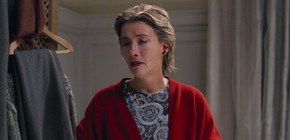 "Emma Thompson drew on her ex-husband cheating on her for that gut-wrenching ""Love Actually"" scene"