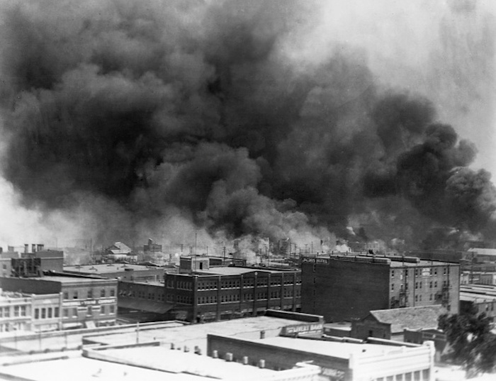 Remembering the burning of Black Wall Street, because you probably didn't learn about this tragic massacre in your U.S. History class