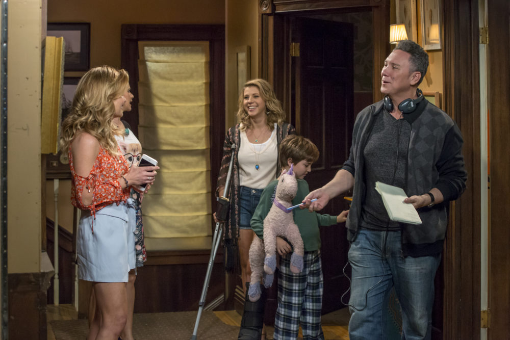 """Fuller House's"" showrunner has been fired for verbal abuse and inappropriate comments"
