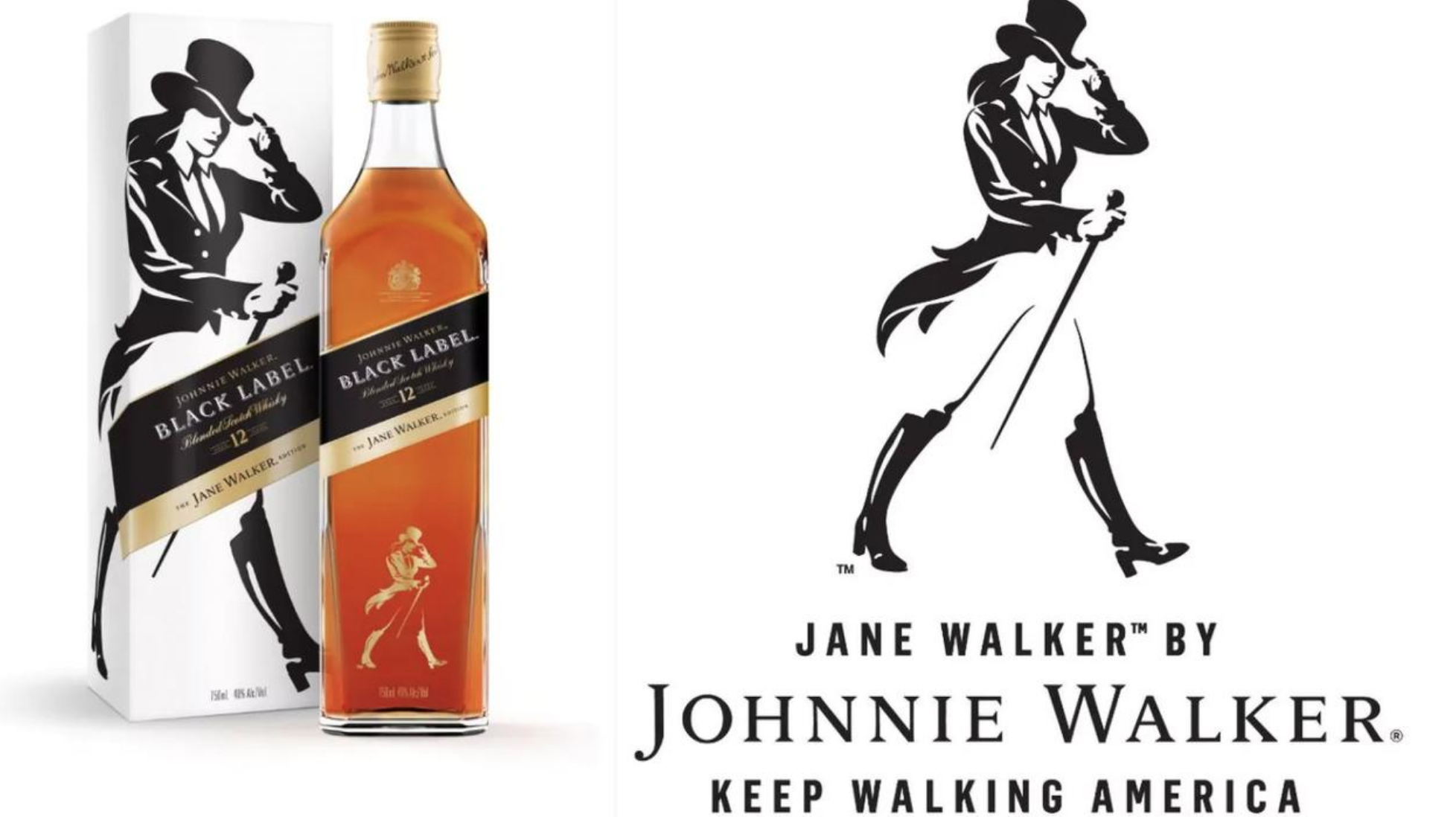 "It turns out the new ""Johnnie Walker for women"" scotch, Jane Walker, actually has a pretty feminist mission"