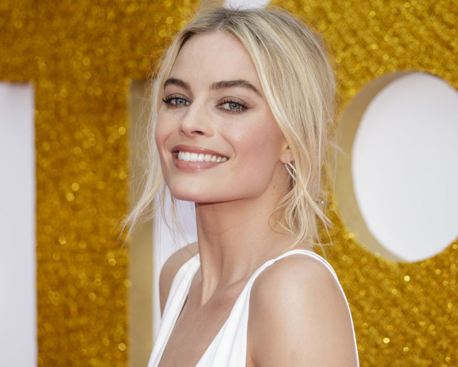 "How many times has ""I, Tonya"" actress Margot Robbie been nominated for an Oscar?"