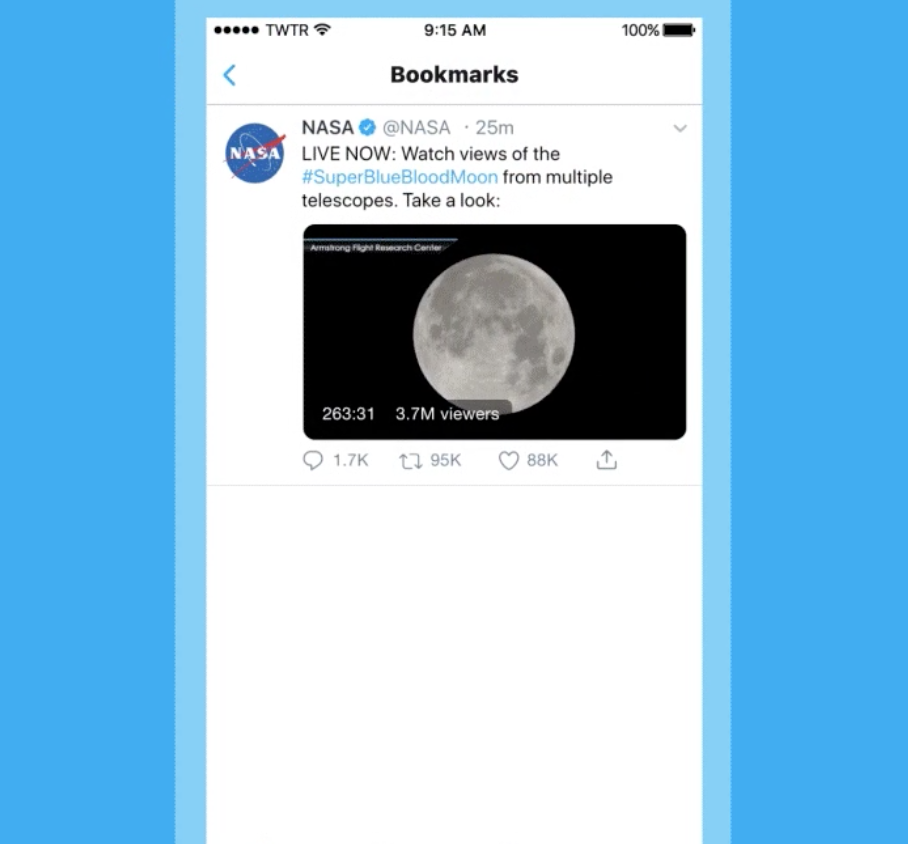How to use Twitter's Bookmarks, because this new feature is actually useful