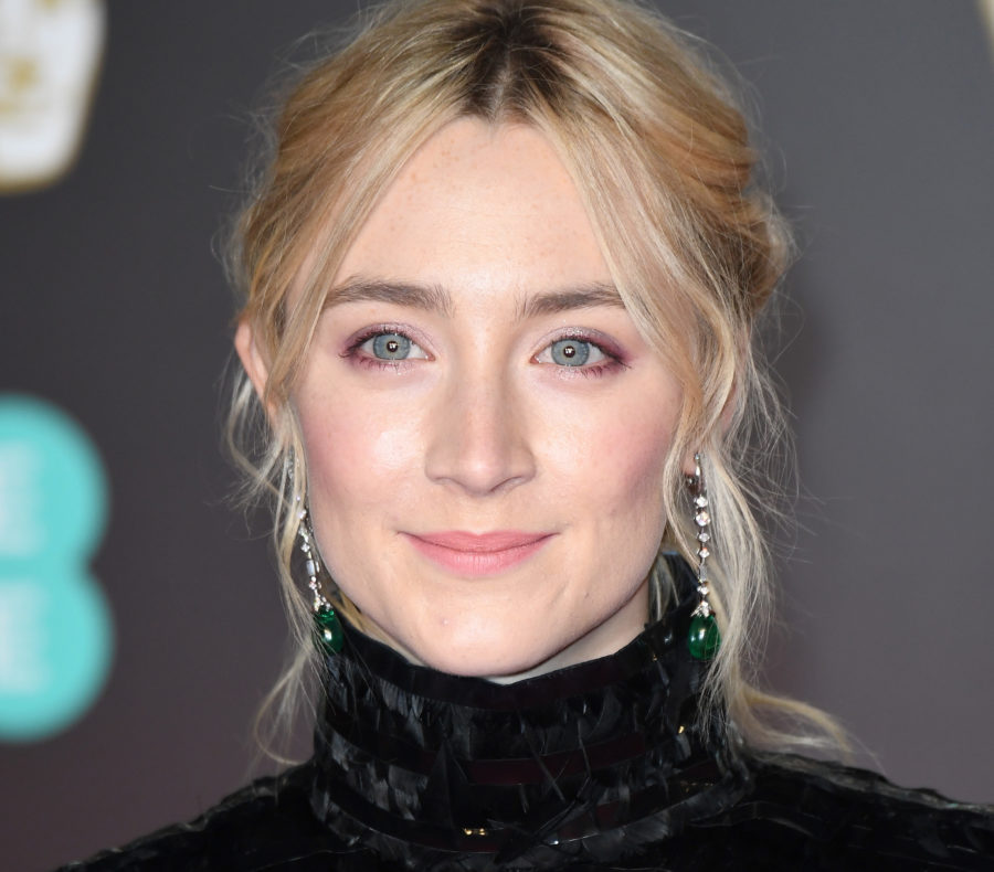 "How many times has ""Lady Bird"" actress Saoirse Ronan been nominated for an Oscar?"
