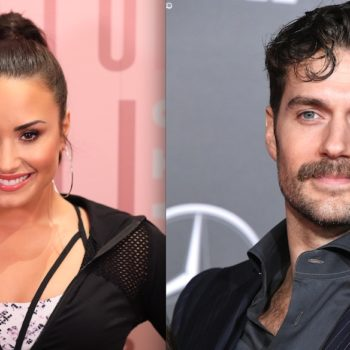 People are convinced Demi Lovato is flirting with Henry Cavill on Instagram