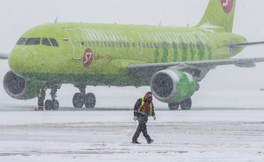 How will the nor'easter affect flights? You might want to sit down for this