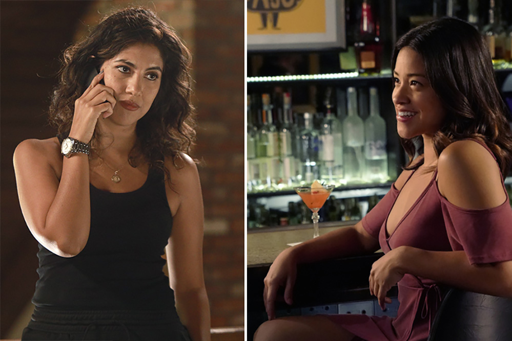 """Gina Rodriguez is joining """"Brooklyn Nine-Nine"""" — *potentially* as Rosa's love interest — because sometimes we do deserve nice things"""