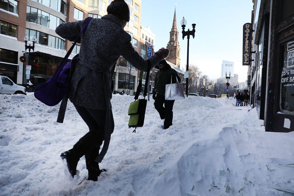 Is the nor'easter coming to Boston? Here's what we know
