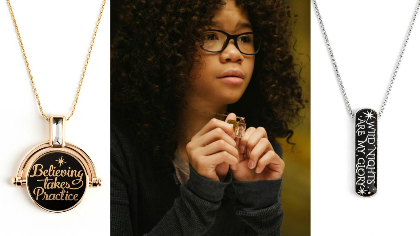 Alex And Ani Drops A Brand New Wrinkle In Time Collection