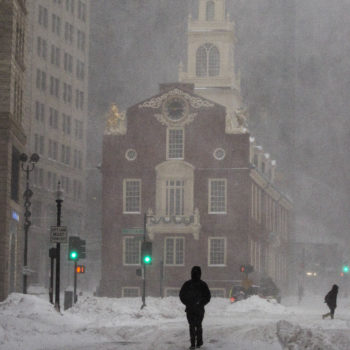Will a bomb cyclone be coming to Boston?