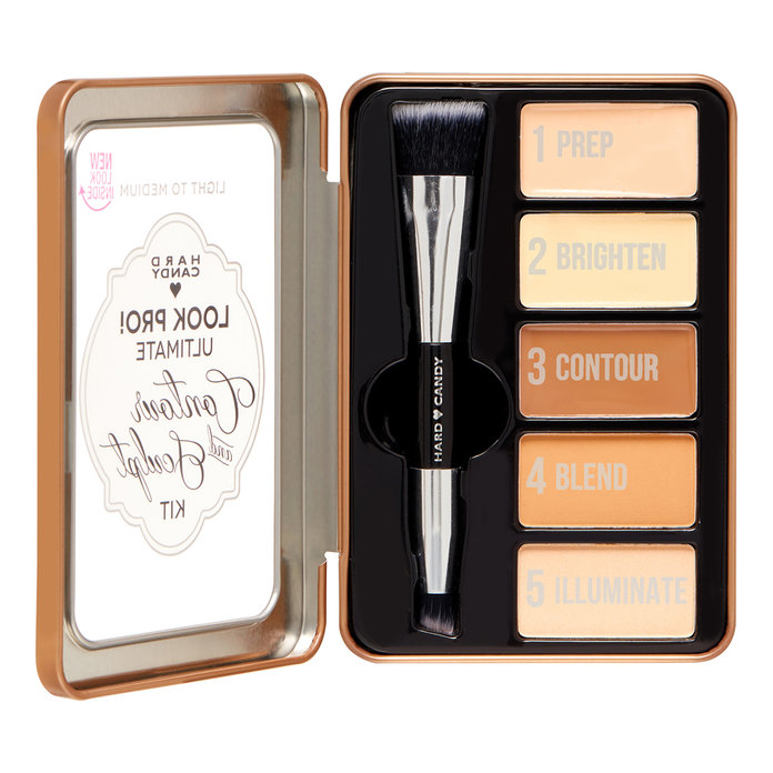 The best drugstore contour kits that makeup artists swear by