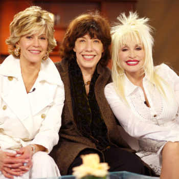"""A """"9 to 5"""" reboot might actually happen — and Dolly Parton, Jane Fonda, AND Lily Tomlin are all on board"""