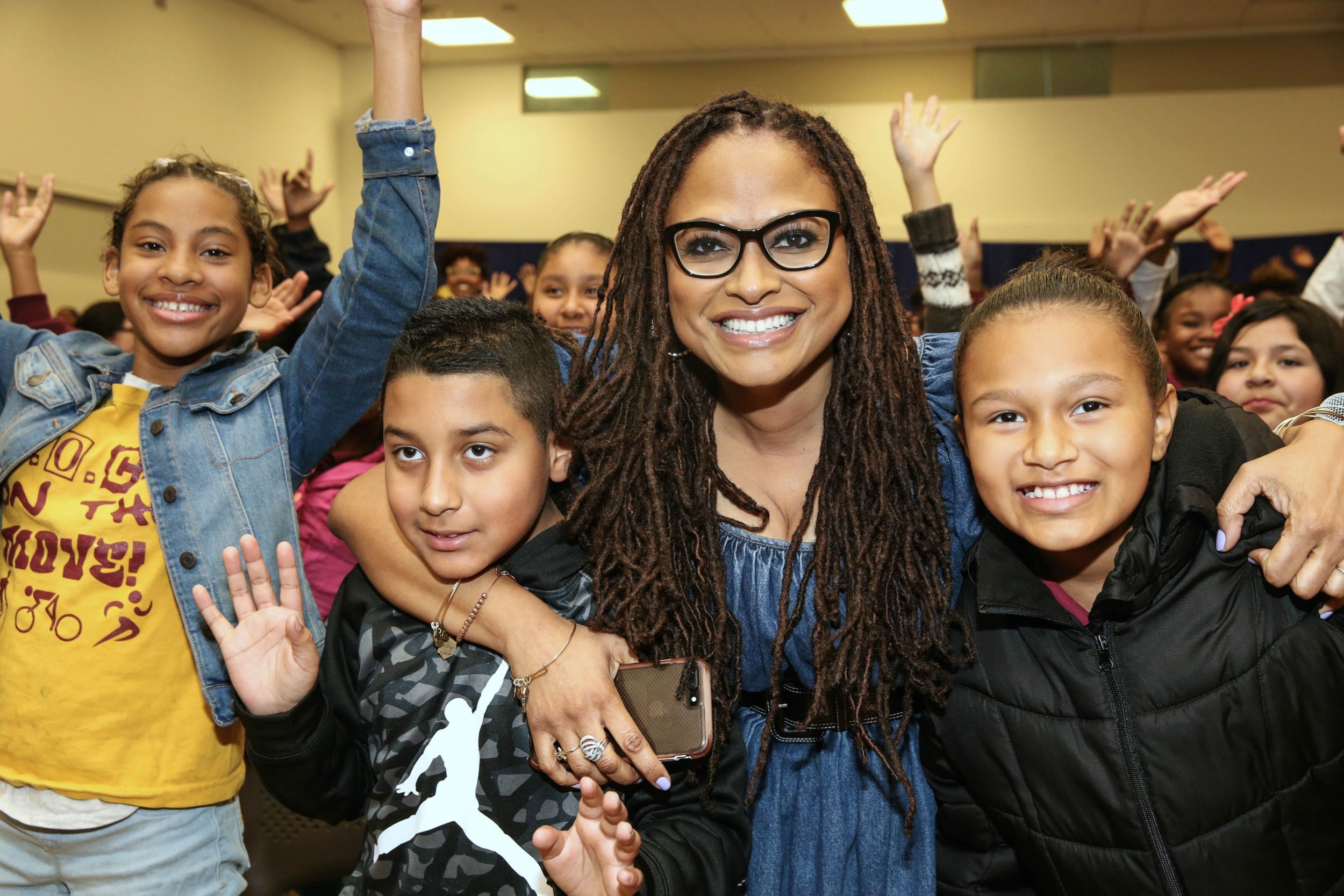 "Ava DuVernay hosted an extra-special screening of ""A Wrinkle in Time"" in her hometown of Compton, and it'll give you all the feels"