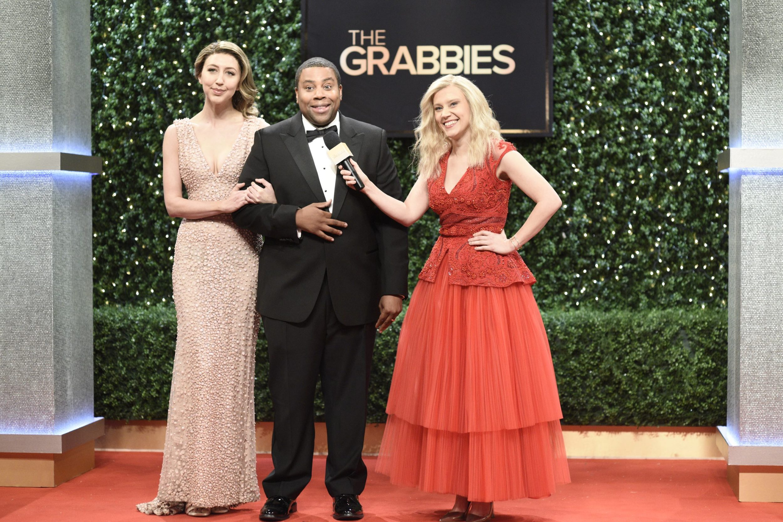 "What are the Grabbies? ""SNL"" modeled its sexual misconduct awards after the Oscars"