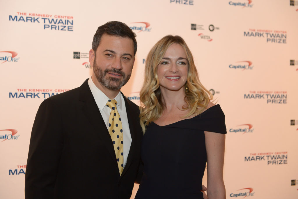 Who is Jimmy Kimmel married to? The couple is so cute, you'll wanna die