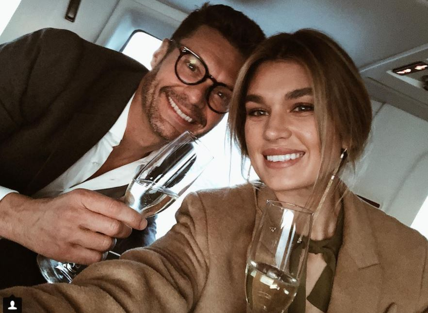 Who is Ryan Seacrest's girlfriend? She recently spoke out about the sexual harassment claims against him