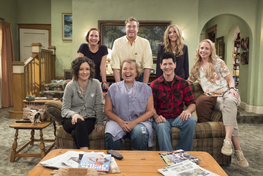 """The first """"Roseanne"""" revival trailer is here — and welcome back, Conners!"""