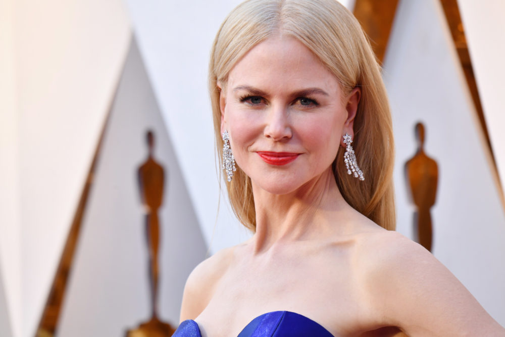 Nicole Kidman's 2018 Oscars dress might be her best look ever