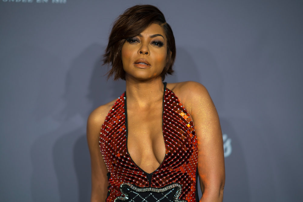 The internet thinks Taraji P. Henson threw so much shade at Ryan Seacrest on the 2018 Oscars red carpet