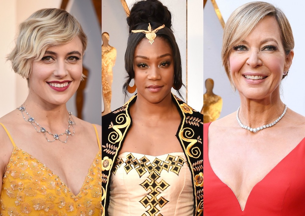 "Glossier's new ""Lidstar"" eyeshadow debuted at the 2018 Oscars, and these are the celebs wearing it"