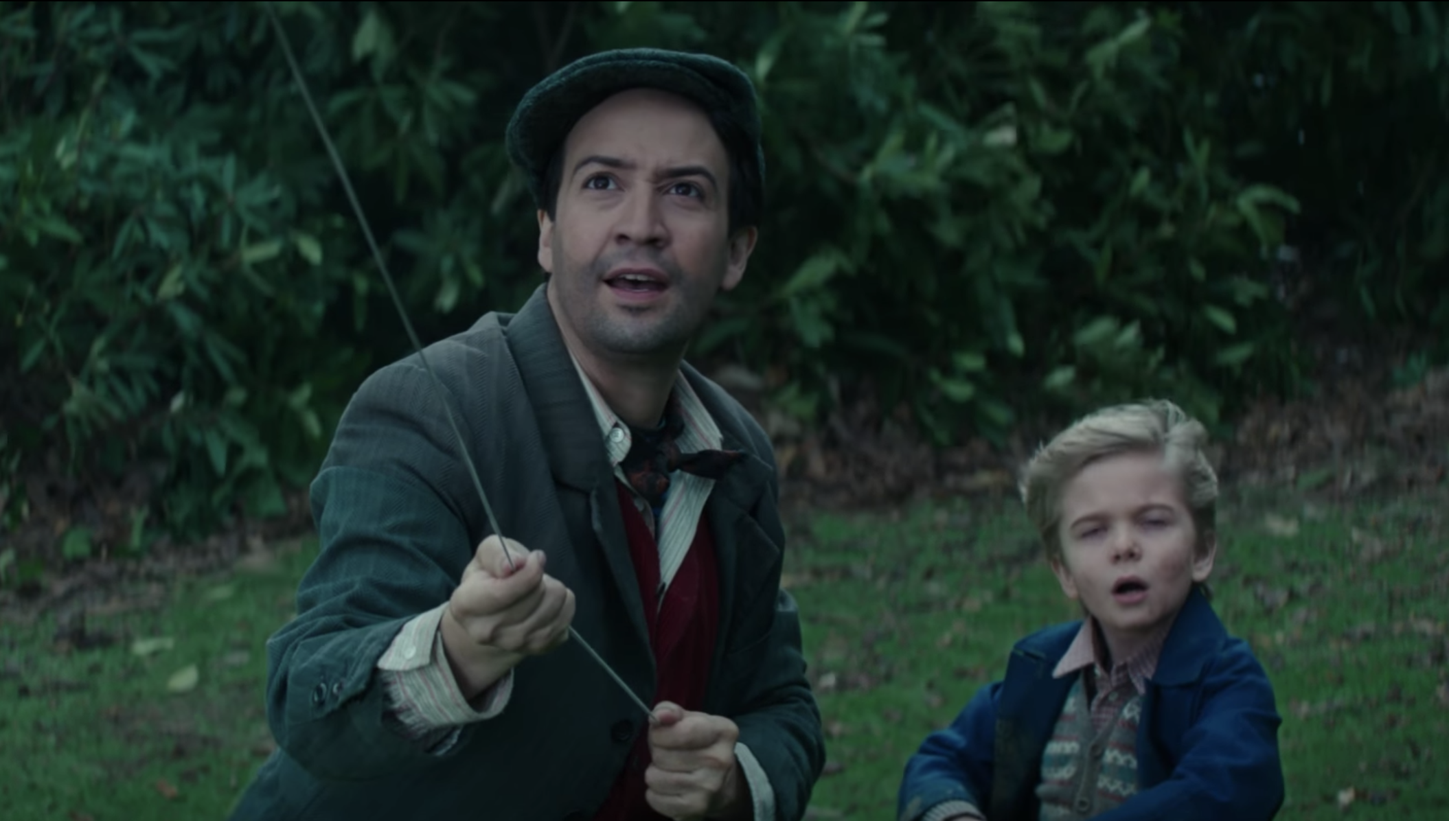 "Here's a quick refresher on the ""Mary Poppins Returns"" cast, in case you've forgotten that it's splendid"
