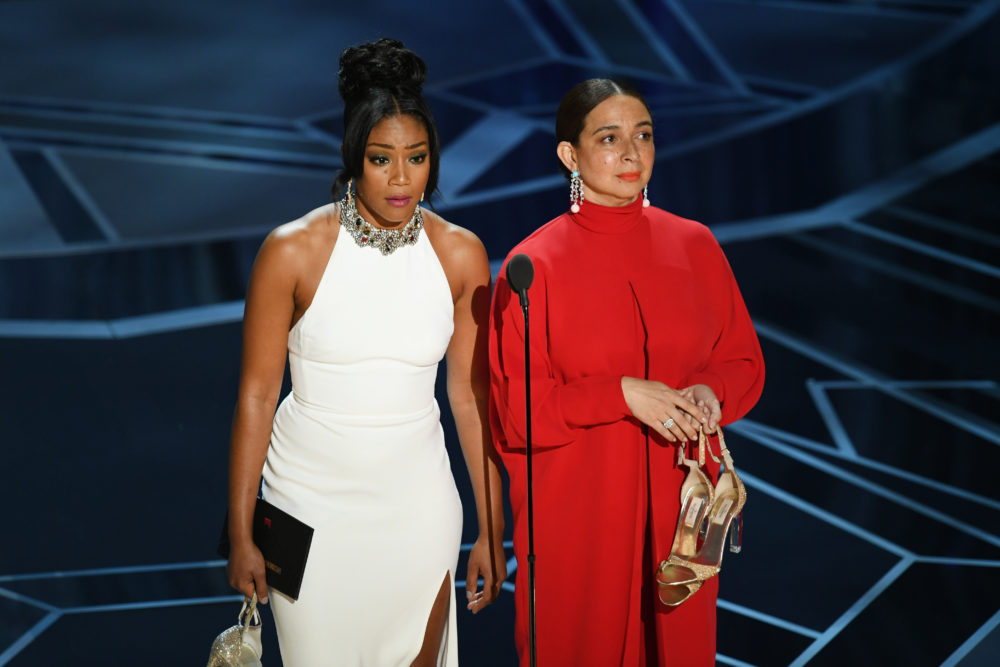 Twitter officially thinks Tiffany Haddish and Maya Rudolph should host the next Oscars, and we're down