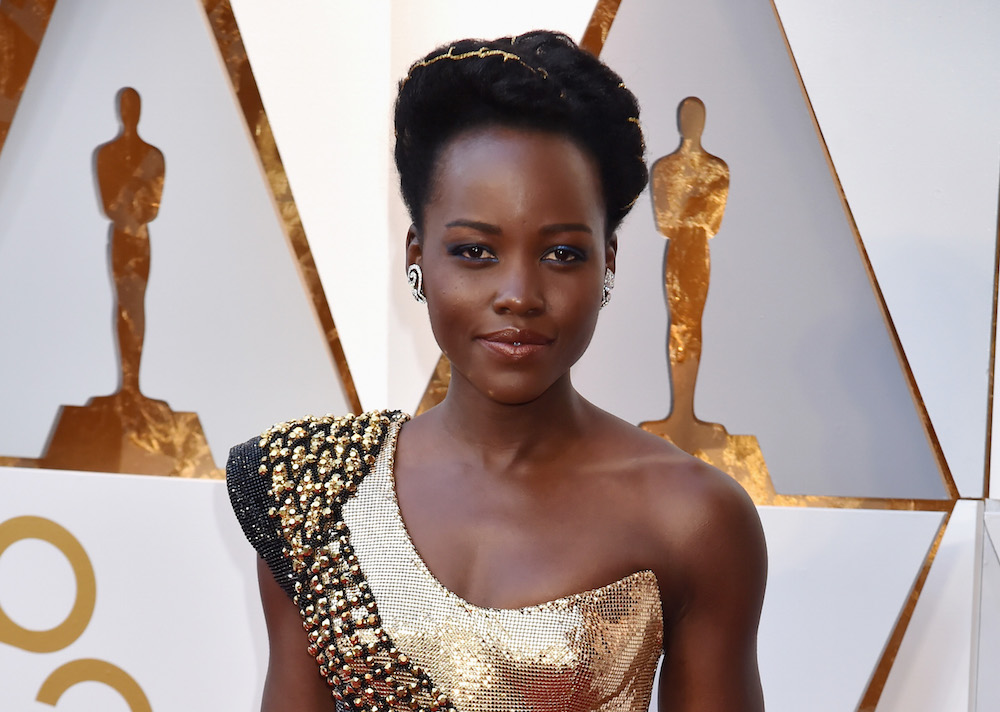 Lupita Nyong'o's Oscars hairstyle was inspired by Rwandan culture