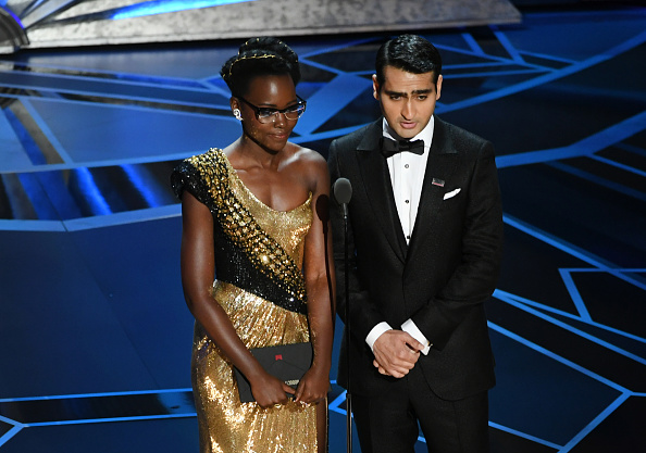 Lupita Nyong'o and Kumail Nanjiani took a stand for DREAMers at the 2018 Oscars